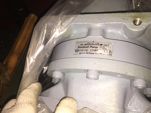 NOP Gear pump TOP-4130AMVB