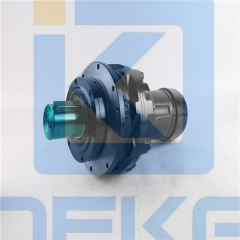 NOP Hydraulic motor with reducer ORB-S-280-2PC+GRS-161