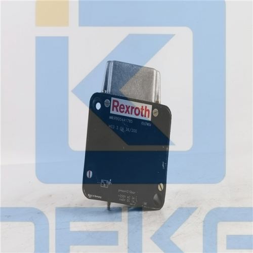 REXROTH Pressure Switch HED30A36/200 R900441785