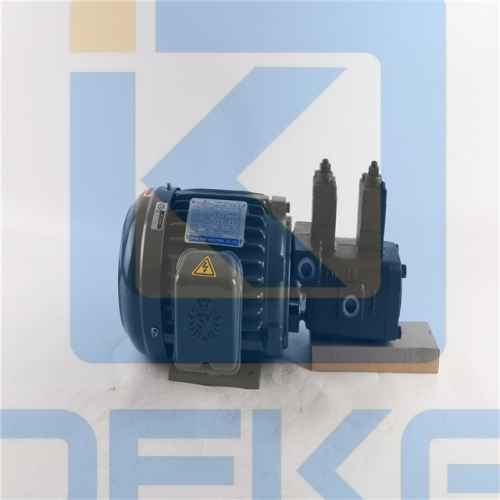 EALY Oil Pump VVPE-F12A-08A-10 with 1HP 0.75KW motor