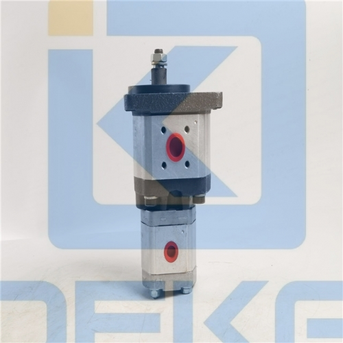 Rexroth Double Pump 0510466001 + 1517222451