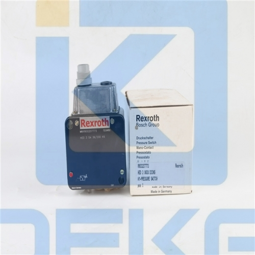REXROTH PRESSURE SWITCH R900207773 HED30A3X/200K6