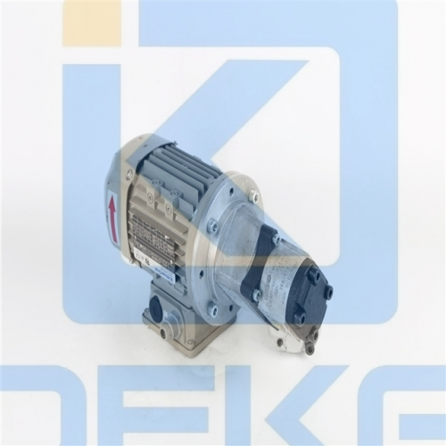 HYDAC MOTOR PUMP GROUP PGE101-100-LBQ5-N-3700+FCA63B-4